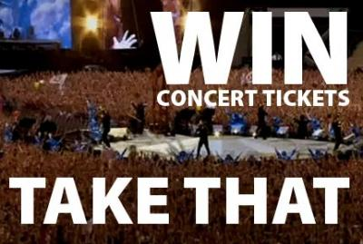 Win Take That Tickets!