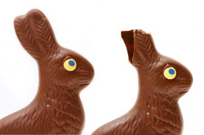 Easter chocolate temptation
