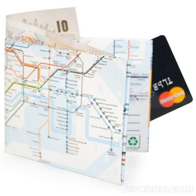 The London Underground wallet from Firebox