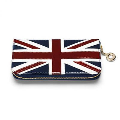 The Brit Clutch Wallet from Aspinal