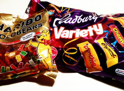 These sweet snacks were a steal at just £2!